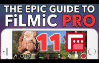 11. Device Settings – Epic Guide to FiLMiC Pro