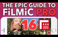 16. FiLMiC Pro on Apple Watch – Epic Guide to FiLMiC Pro
