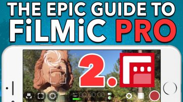 2. The Action Slider – Epic Guide to FiLMiC Pro