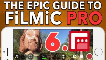 6. Vertical Video Capture – Epic Guide to FiLMiC Pro