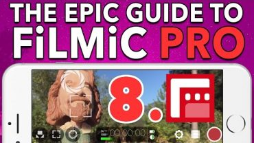8. Setting Your Frame Rate – Epic Guide to FiLMiC Pro