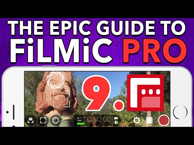 9. TimeLapse Mode – Epic Guide to FiLMiC Pro | iPhoneFilmMaker