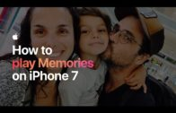 How to play Memories on iPhone 7 – Apple