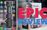 Epic Rode VideoMic Me Review – The Best iPhone Mic for Under $65!