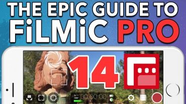 14. The FiLMiC Library – Epic Guide to FiLMiC Pro