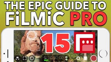 15. Importing Clips To Your Computer  – Epic Guide to FiLMiC Pro
