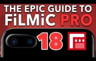 18. iPhone 7 Plus Dual Lens Mode Tutorial – Epic Guide to FiLMiC Pro