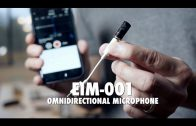 External Microphones for iOS Devices – EIM Series Intro